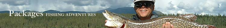 Yukon Fishing Adventures in the Southern Lakes Region
