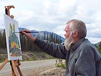 Yukon Painting Workshops